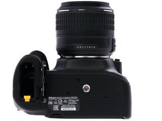 Зеркальная камера Nikon D5200 Kit 18-55mm VR II черный