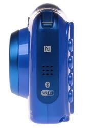Компактная камера Nikon Coolpix W100 голубой