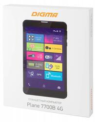 """7"""" Планшет Digma Plane 7700B 4G 8 Гб 3G, LTE черный"""