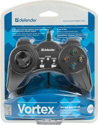 Геймпад Defender Vortex черный