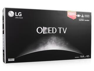"65"" (165 см)  OLED-телевизор LG 65EG960V серебристый"