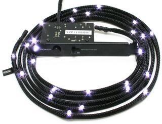 Светодиодная лента NZXT Sleeved LED Kit [CB-LED10-WT]
