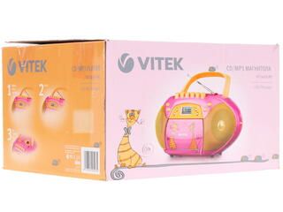Магнитола VITEK 3459