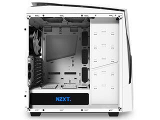 Корпус NZXT Noctis 450 белый