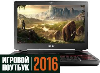 "18.4"" Ноутбук MSI GT83VR 6RF-010RU TITAN SLI черный"