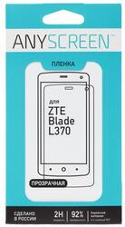 "5""  Пленка защитная для смартфона ZTE Blade L370"