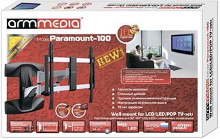 Кронштейн для телевизора Arm media PARAMOUNT-100
