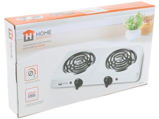 Плитка электрическая Home element HE-HP702 черный