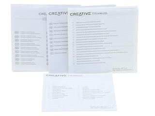 Колонки Creative T15W