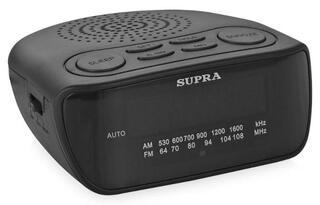 Часы радиобудильник SUPRA  SA-36FM