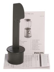Блендер Philips HR2195/00 серебристый