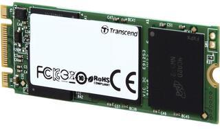 64 Гб SSD M.2 накопитель Transcend MTS600 [TS64GMTS600]