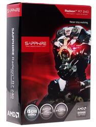 Видеокарта Sapphire AMD Radeon R7 240 [11216-02-XX]