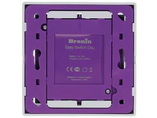 Настенный выключатель Brenin SW-02W Easy Switch Dau белый