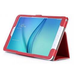 Чехол-книжка для планшета Samsung Galaxy Tab E розовый