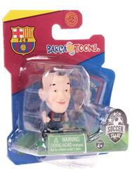 Фигурка коллекционная Soccerstarz - Barca Toon: Iniesta