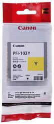Картридж струйный Canon PFI-102Y