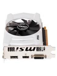 Видеокарта MSI GeForce GTX 950 OC [GTX 950 2GD5 OCV2]