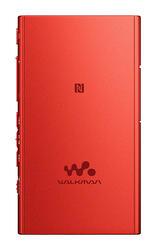 Мультимедиа плеер Sony NW-A37HN красный