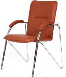 Кресло офисное Chairman 850 коричневый