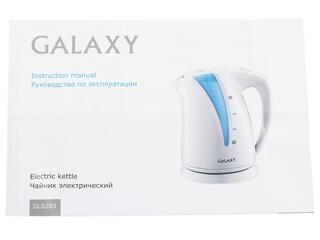 Электрочайник Galaxy GL 0203 белый