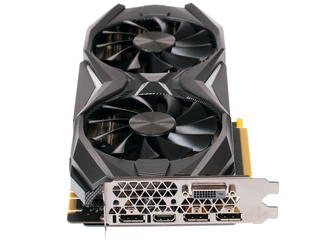Видеокарта Zotac GeForce GTX 1070 AMP! Edition [ZT-P10700C-10P]