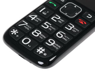 Сотовый телефон Onext Care-Phone 5 черный