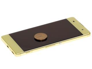 "5"" Смартфон Sony XPERIA XA 16 Гб желтый"