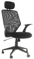 Кресло офисное COLLEGE H-9060F-1 черный