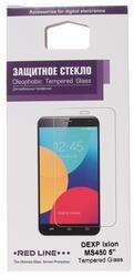 """5"""" Защитное стекло для смартфона DEXP Ixion MS450"""