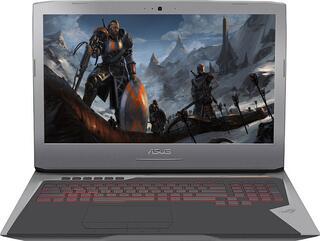 """17.3"""" Ноутбук ASUS ROG G752VS-GB136T серый"""