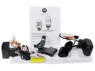 Видеоняня Motorola МВР421 белый