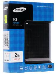"2.5"" Внешний HDD Seagate-Samsung [STSHX-M201TCB]"