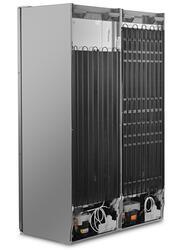 Холодильник Liebherr SBSesf 7212 серебристый