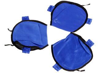 Чехлы на сиденье PSV Commodore Back синий