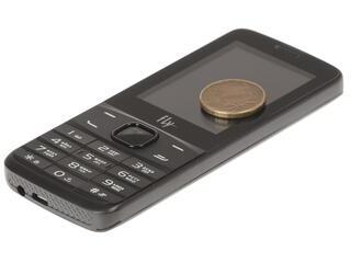 Сотовый телефон Fly FF242 черный