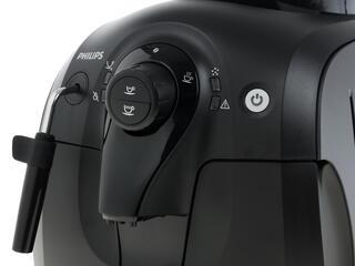 Кофемашина Philips HD8649/01 черный
