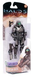Фигурка персонажа McFarlane Toys - Halo: Spartan Buck