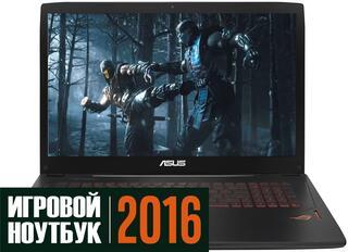 """17.3"""" Ноутбук Asus ROG Strix GL702VT-GC026T черный"""