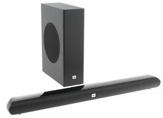 Звуковая панель JBL Cinema SB150 черный