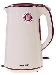 Электрочайник Scarlett SC-EK21S06 белый