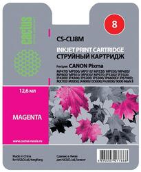 Картридж струйный Cactus CS-CLI8M