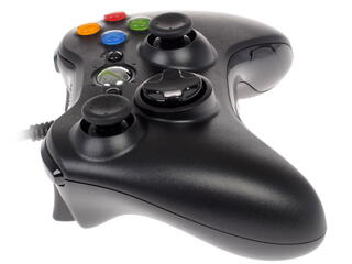 Геймпад Microsoft Xbox360 for Windows + FIFA17 для ПК