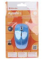 Мышь беспроводная Defender Ayashi MS-325