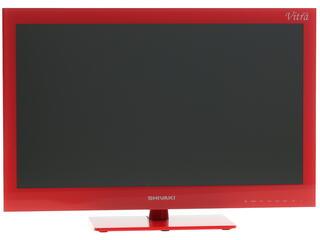 """24"""" (60 см)  LED-телевизор Shivaki STV-24LEDGR9 красный"""