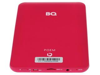6'' Электронная книга BQ R002 Poem красный