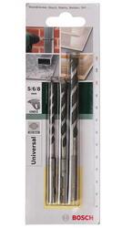 Набор буров Bosch SDS-Quick 2609256918