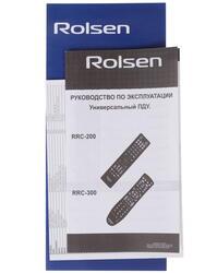 Пульт ДУ универсальный Rolsen RRC-300