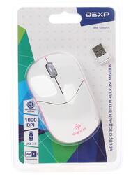 Мышь беспроводная DEXP WM-104WUS