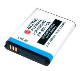 Аккумулятор AcmePower AP-BP-70A